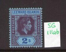 Colony George VI (1936-1952) Leeward Islands Stamps