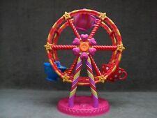 Lalaloopsy Mini Doll Ferris Wheel 3 Spinning Tea Cups 2009