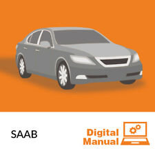 Saab - Service and Repair Manual 30 Day Online Access