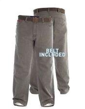 Jeans da uomo marrone taglia 36