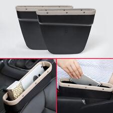 Beige Auto Fahrzeugsitz Spalt Tasche Allerlei Aufbewahrung Organizer