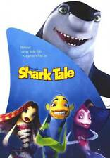 Shark Tale (Shark (2004) Movie Poster