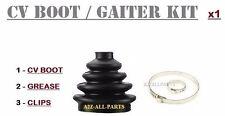 FOR TOYOTA LANDCRUISER AMAZON 4.2 4.7 98-07 CV BOOT GAITER KIT OUTER FRONT AXLE