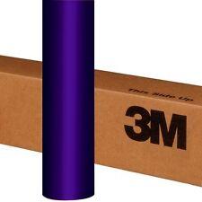 Genuine 3M 1080 M38 3M Matte Royal Purple Vinyl Car Wrap 1.52m X 22.8m Full Roll