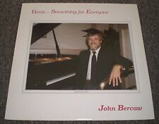 Bevis Something For Everyone John Bercaw~Private Label Piano Jazz~FAST SHIPPING!