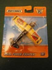 Matchbox Skybusters Dual Force Fighter