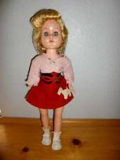 "PMA ~ Vintage HP 1950's 16"" Sock Hop Walker Doll"