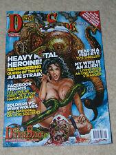 The Dark Side Magazine Issue 216 Horror Dog Soldiers Blu Ray Hammer Thriller