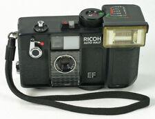 Rare Ricoh Auto Half EF 1/2-Frame Camera - Near Mint