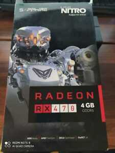 Radeon Nitro RX 470 4GB