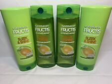 Garnier Fructis Sleek & Shine  2 Each 12.5 oz Shampoo & 12 oz Conditioner