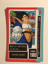Dragon Ball Z PP Card 177