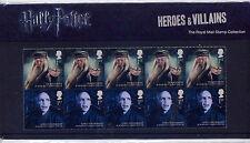 GB 2011 J.K. Rawling's Harry Potter Eroi & Cattivi confezione di presentazione