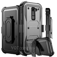 For LG K10 K8 K7 Case Shockproof Hybrid Rubber Armor Impact Hard Cover Accessory