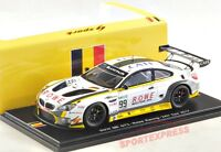 NEW 1/43 Spark SB178 BMW M6 GT3, 24hrs Spa 2017, Rowe Racing #99