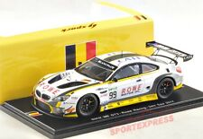 New 1/43 Spark Sb178 BMW M6 Gt3,24hrs Spa 2017, Rowe Racing #99