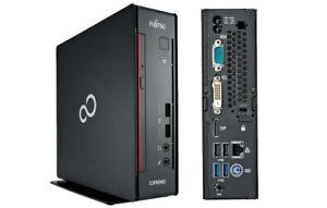 FUJITSU ESPRIMO Q556 i3 - 6100T DDR4 8gb RAM 500gb  250gb ssd WIN 10 Pro Mini PC