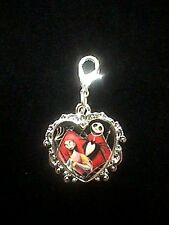 Disney Nightmare Before Christmas Jack & Sally Clip-On Charm EXCLUSIVE To US