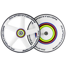 Carbon Disc Wheels Rear Front 5 Spoke Wheel TT Bike Carbon Road Bicycle Wheelset