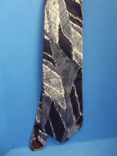 """Contissima Tie, Blue Tones, 3.5"""" by 56"""", 100% Silk,"""