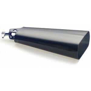 Stagg CB308BK - Cloche 8-1/2'' noire + attache