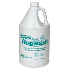 TEK-TROL HOG WASH Cleaning & Disinfecting Prefarrow Medicated Shampoo Gallon