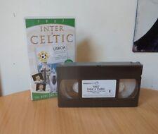 INTER V Celtic 1967-THE giornata migliore della nostra vita - 2002-VHS Video