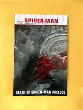 ULTIMATE SPIDER-MAN DEATH OF SPIDER-MAN PRELUDE TPB MARVEL COMICS (2012)