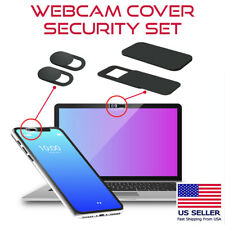 4PCS WebCam Cover Slider Camera Privacy Security Protect For Phone Laptop Tablet