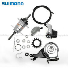 SHIMANO Nexus Internally Geared Hub Inter-3 3-Speed Revo Shifter Roller Brake