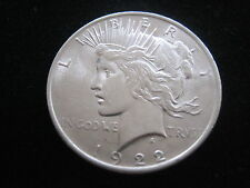 "MDS USA ONE DOLLAR 1922 ""PEACE-DOLLAR"", SILBER #60"