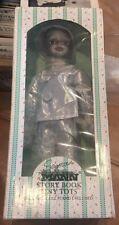Wizard of Oz Collectors Seymour Mann Story Book Tiny Tots Doll TIN MAN box