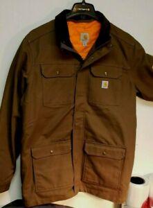 Carhartt 103289-205 Quilt Lined Field Coat