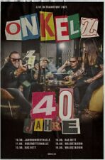 2x 40 Jahre Böhse Onkelz Tickets 10.06.2021 Jahrhunderthalle Frankfurt Stehplatz
