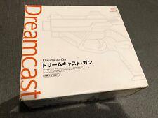 ^^^^ Sega Dreamcast Gun Controller In Box Working Japanese