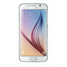 Samsung Galaxy S6 32GB - White Pearl - wie Neu - Smartphone