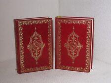 Fables de Jean de LA FONTAINE.En 2 volumes.Illustrations Gustave Doré. CV28