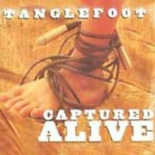 Captured Alive 2003 by Tanglefoot . EXLIBRARY