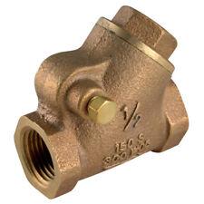 """Albion bronze VANNES - 3/4 """" BSPT FXF BZ balancement CLAPET ANTI RETOUR 7-02773"""