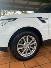 19 inch Genuine RANGE ROVER SPORT 2014 Model Alloy Wheels & Tyres X4