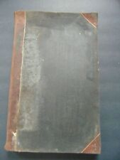 c.1869 ANTIQUE MANUSCRIPT NEW BEDFORD WHALING LEDGER / ACCOUNT BOOK - WHALES