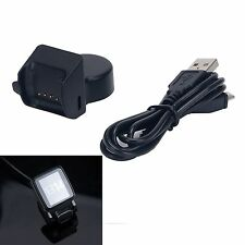 USB Date Charging Charger Dock For TomTom Runner & TomTom Multi-Sport GPS Watch