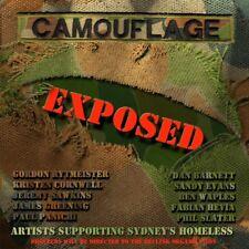 CAMOUFLAGE EXPOSED ~ CD Album ~ EC! ~ FREE POST!