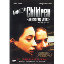 Au Revoir Les Enfants, Goodbye Children,1987(DVD,All,Sealed,New) Gaspard Manesse