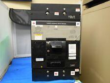 SQUARE-D 400 AMP 600 VOLT D.C. 3 POLE MHL3640025DC1679 WITH AUX. SWITCH MA11284