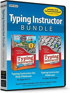 Typing Instructor Bundle PC NEW!