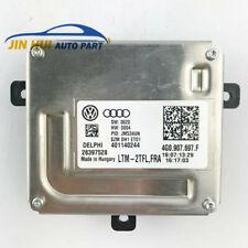 Original headlight LED turn light control module 4G0.907.697.F For AUDI A6 A7 A8