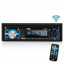 NEW Pyle PLMRB29B Bluetooth MP3/USB/Aux/SD Card Stereo Radio Receiver w/ Remote