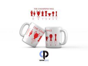 LFC Champions Wall - White Mug