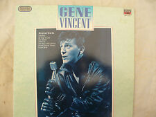 GENE VINCENT LP SELF TITLED OR 16 GREAT TRACKS ! emi re-issue 4157491.... 33 rpm